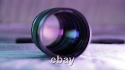 B V. Good CONTAX Carl Zeiss Planar 85mm f/1.4 T MMG Lens Caps From JAPAN 6011
