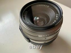 BoxedContax Carl Zeiss Biogon 28mm f/2.8 T for G1, G2 From U. K