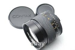 CONTAX Carl Zeiss Planar 85mm f/1.4 AEG for C/Y mount from Japan #A66