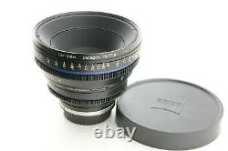 Carl Zeiss Distagon 18 mm T3.6 Compact Prime CP. 2 für Canon EF