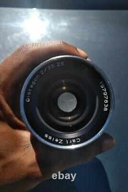 Carl Zeiss Distagon T 35mm F2 ZE FOR CANON EF