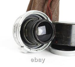 Carl Zeiss Jena Biogon Red T 2.8/3.5cm f/2.8 3.5cm for Contax RF No. 3317116