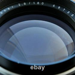 Carl Zeiss Jena Sonnar 180mm F2.8 For Pentacon SIX! Good Condition