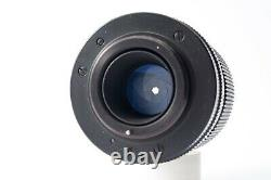 Carl Zeiss Jena Sonnar red MC f/3.5 135mm M42 mount lens multi coated nMINT