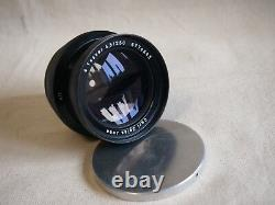 Carl Zeiss Jena TESSAR 250mm f/4,5 for Large Format Lens