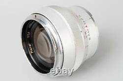 Carl Zeiss Planar 55mm f/1.4 F1.4 Lens, for Contarex Camera