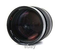 Carl Zeiss Planar 85mm 11.4 T (Contax/Yashica) Made in Germany