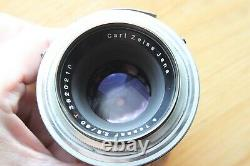 Carl Zeiss TESSAR 80 F2.8 lens converted for BRONICA S, S2, EC