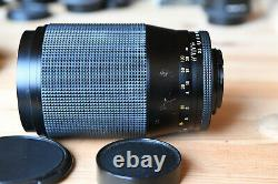 Carl Zeiss Tele-Tessar 3.5 / 200 T Contax made ins West Germany SNR 6573743