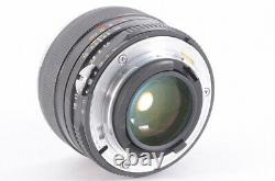 Carl Zeiss planar 50mm f1.4 ZF T for Nikon From Japan #126345