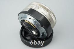 Contax Carl Zeiss Planar T 35mm f/2 F2 Lens, For Contax G Mount, G1 G2 Film