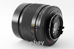 Contax Carl Zeiss Planar T 85mm F/1.4 MMJ Lens For C/Y Mount From Japan #2489