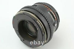 EXC+5 Hasselblad Carl Zeiss T Planar C 80mm F/2.8 For 500 503 From Japan