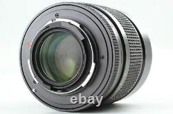 Exc+4 Contax Carl Zeiss Planar T 85mm f/1.4 MMJ MF Lens from Japan #1115