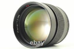Exc+4 MMJ Contax Carl Zeiss Planar T 85mm F/1.4 Lens CY Mount From JAPAN