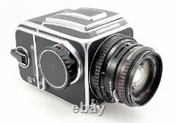 Hasselblad 500c/m with Carl Zeiss 80mm F2.8 Lens