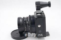 Hasselblad SWC/M camera with a fixed 38mm F4.5 Carl Zeiss Biogon lens