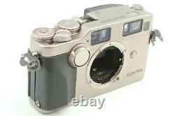 N MINT- Contax G2 + Carl Zeiss 28mm 45mm 90mm Lens, TLA140 Flash from JAPAN