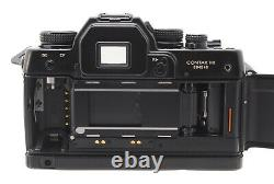 NEAR MINT Contax RX with Carl Zeiss Distagon T 50mm f/1.4 MMJ Lens From JAPAN