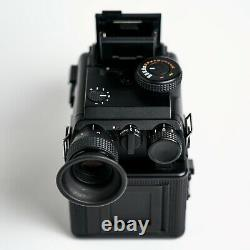 Rolleiflex SL2000F 35mm Camera. 4 Carl Zeiss Lenses. Full Outfit. Immaculate