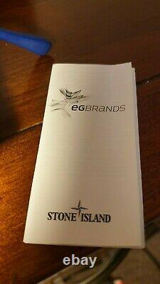 STONE ISLAND Men's Sunglasses CARL ZEISS Lenses NEW WITH BOX