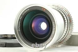T Chrome N MINT Hasselblad Carl Zeiss Distagon 50mm f/4 T Lens from JAPAN