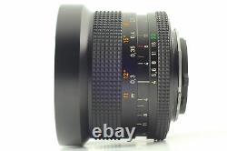 Unused Contax Carl Zeiss Distagon T 18mm F/4 MMG MF Lens C/Y Mount From JAPAN