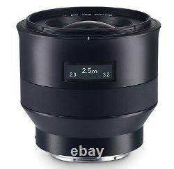 Zeiss Batis 25mm f/2 Wide-Angle Lens for Sony E Mount